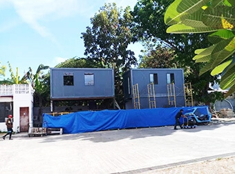 Philippine Manila Hostel Project